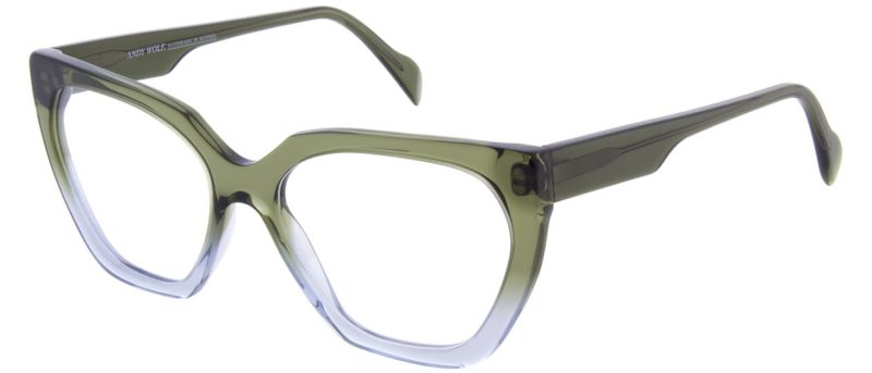 Andy Wolf 5107 Green - Blue